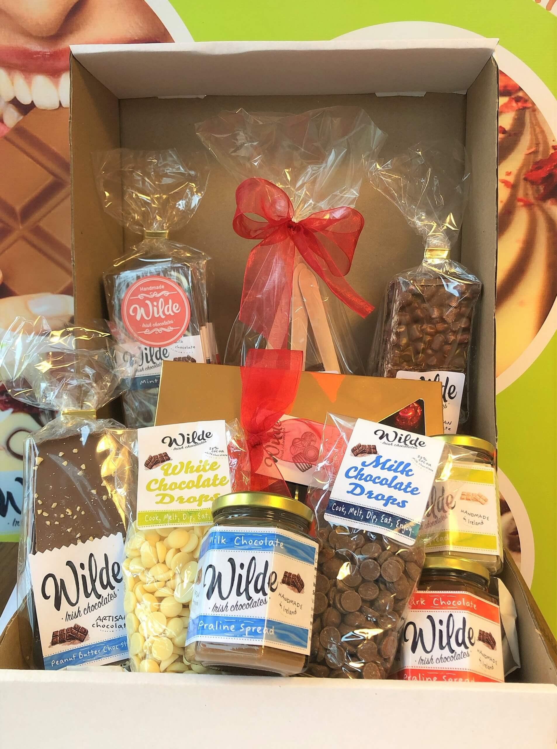 Go Wilde Chocolate Box - Wilde Irish Chocolates