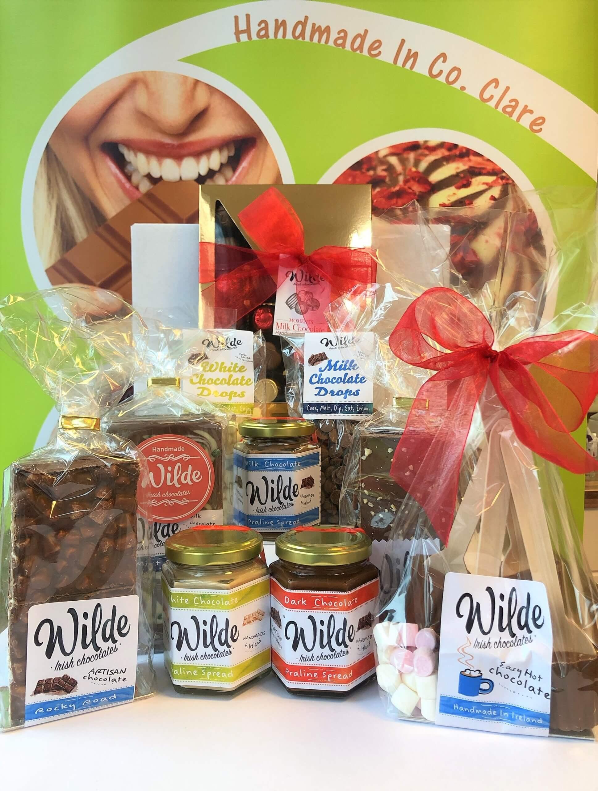 Go Wilde Box Gift Hamper - Wilde Irish Chocolates