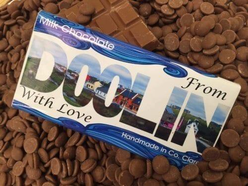From Doolin With Love Milk Chocolate Bar