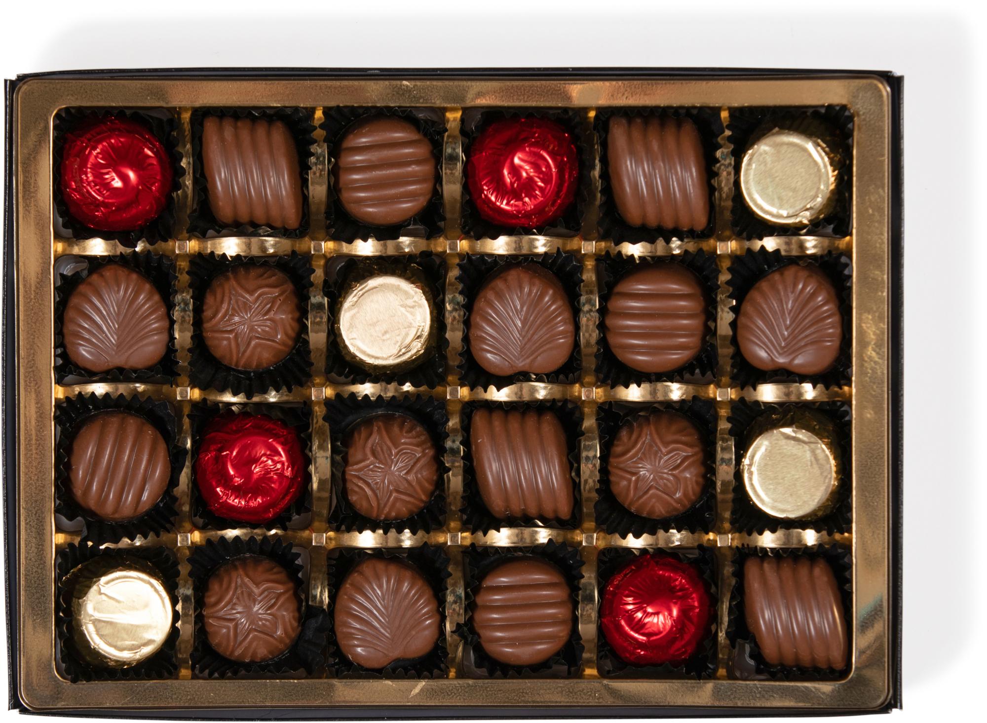 chocolate box - Wilde Irish Chocolates