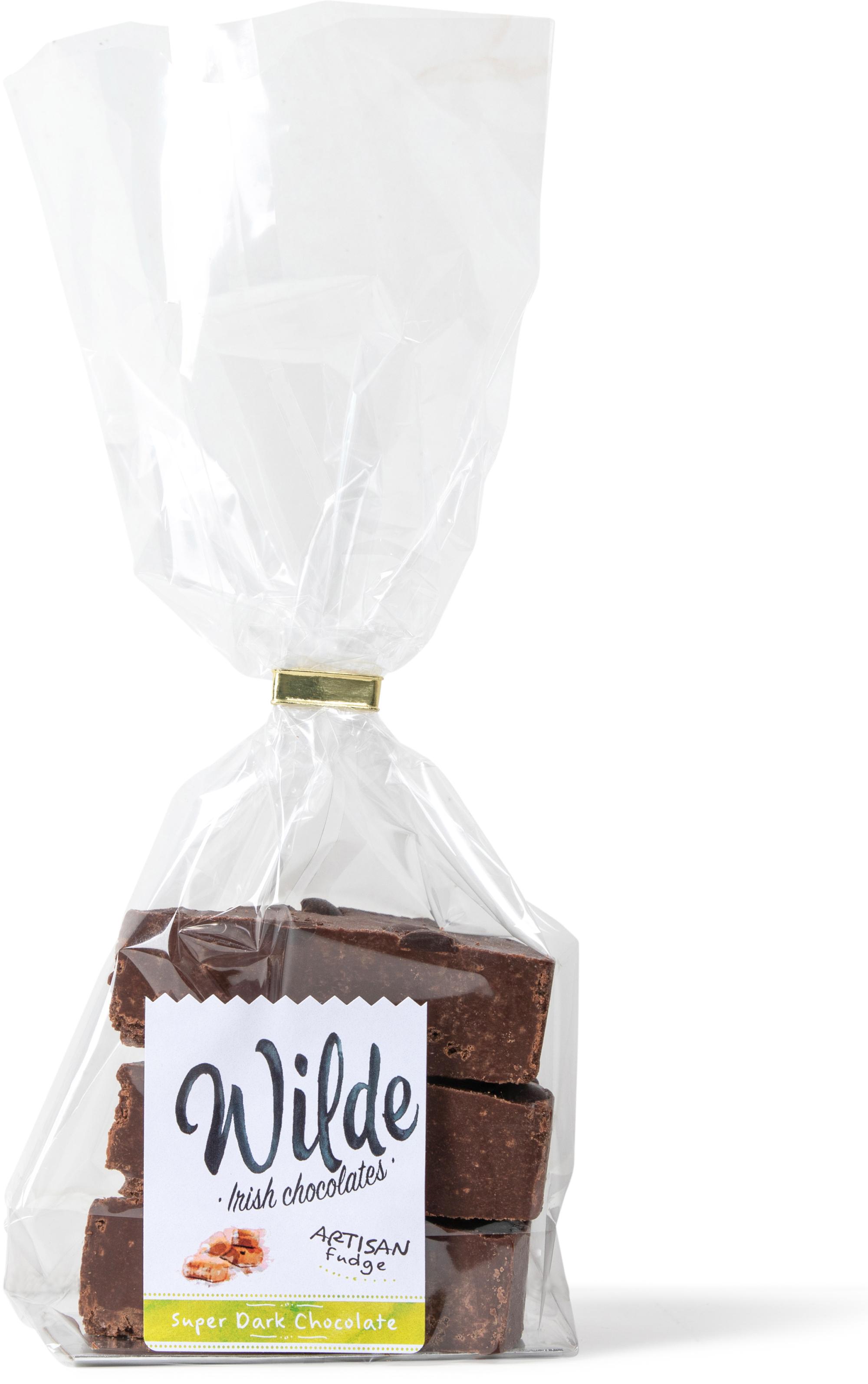 super dark chocolate fudge - Wilde Irish Chocolates