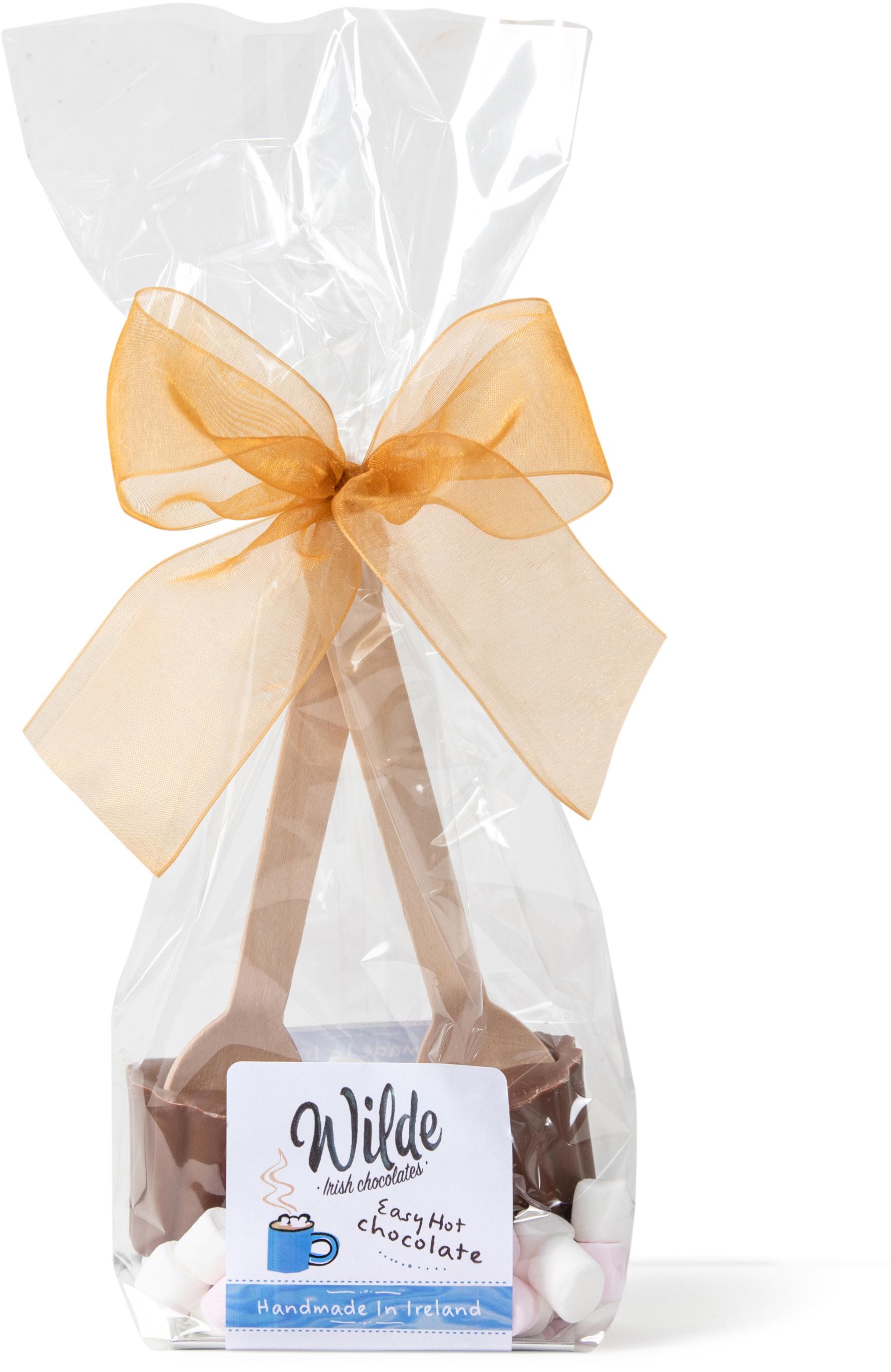 comforting hot chocolate - Wilde Irish Chocolates