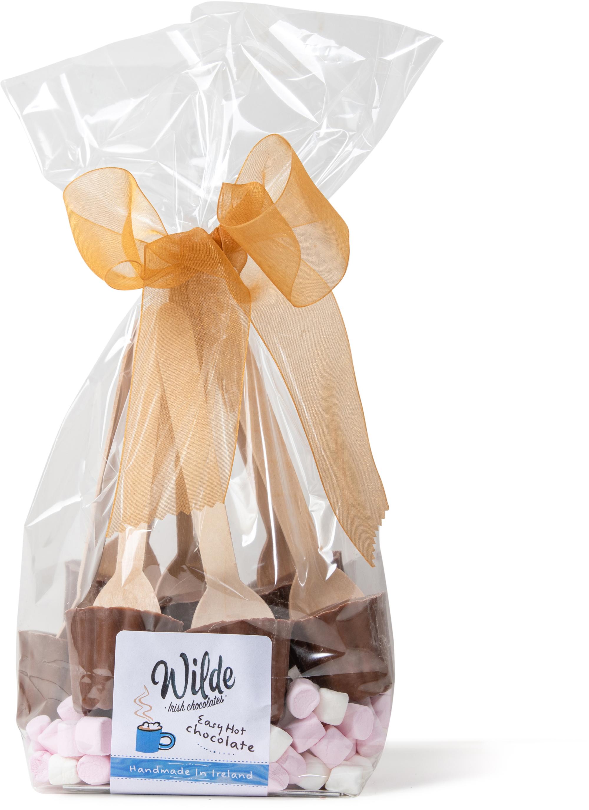 hot chocolate for two - Wilde Irish Chocolates