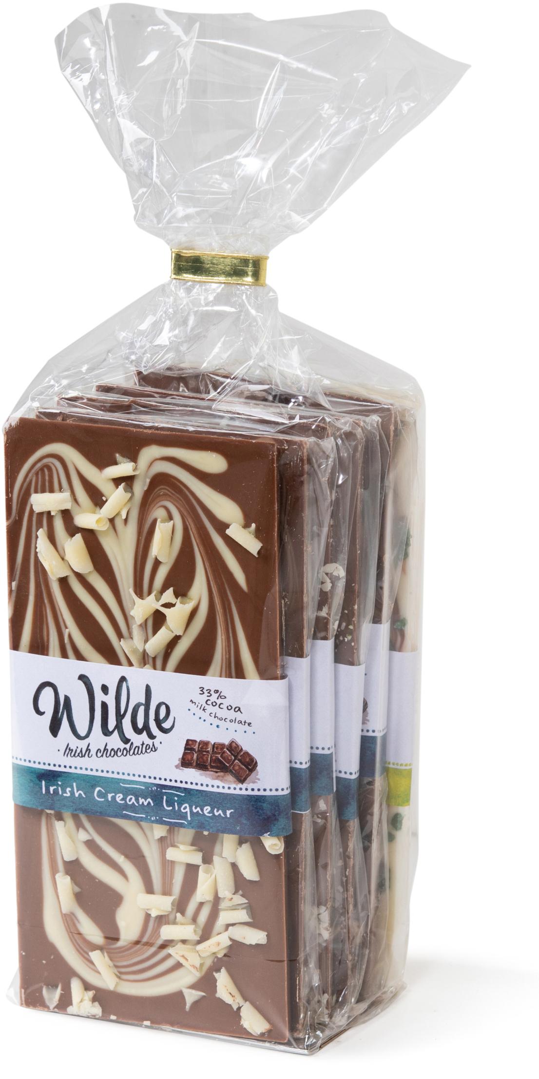 Wilde Irish Chocolates - liqueur chocolate